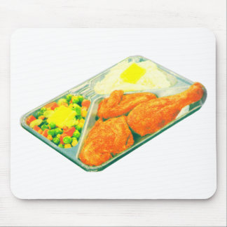 TV Dinner Mouse Pad