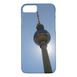tv tower berlin iPhone 7 case