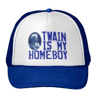 Twain Is My Homeboy Cap
