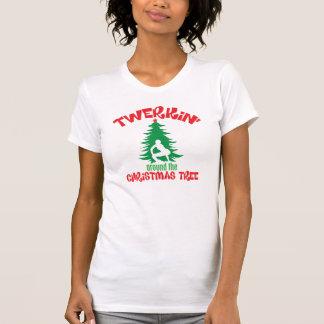 Twerkin' Around the Christmas Tree Shirt