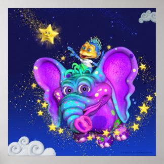 Twinkle Little Star 18x18 Poster