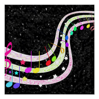 twinkle little star poster