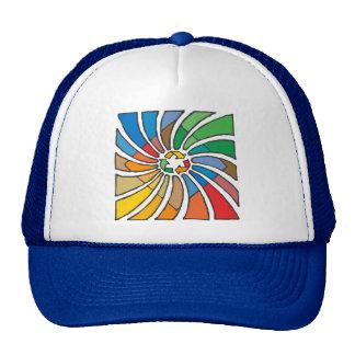 Twirled Recycle Cap