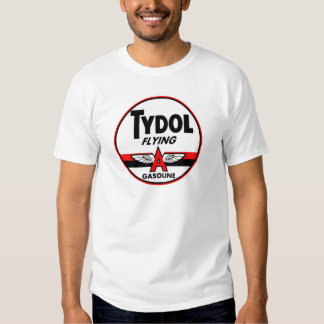 Tydol Flying Gasoline vintage sign T Shirt