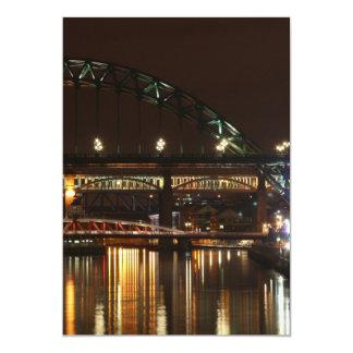 Tyne Bridge Invitation