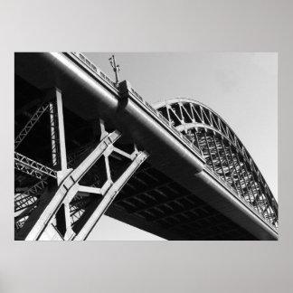 Tyne Bridge Poster/Print Poster