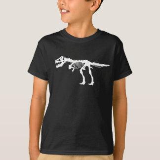 Tyrannosaurs Rex  Dinosaur Skeleton Tshirt
