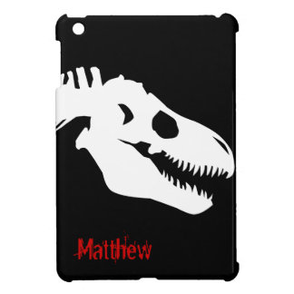 Tyrannosaurus Rex Bones Personalized Cover For The iPad Mini