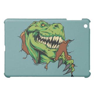 Tyrannosaurus Rex Rips Out iPad Mini Cover