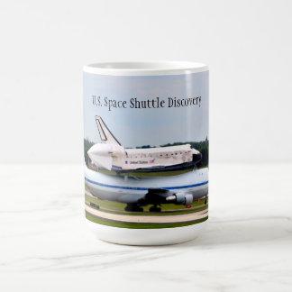 U.S. Space Shuttle Discovery Coffee Mug