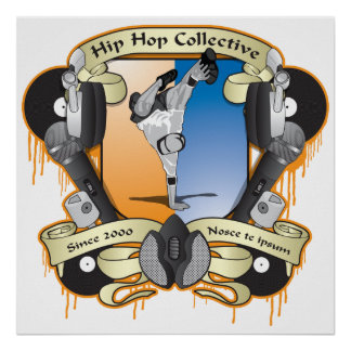 UF Hip Hop Collective Poster