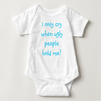 Ugly people t shirt