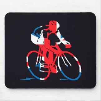 UK Cycling Mouse Pad