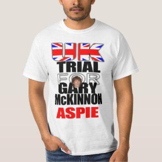 UK Trial for GARY Tshirt