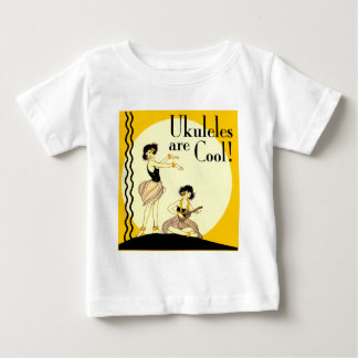 Ukes are Cool! Infant light short sleeve T-Shirt