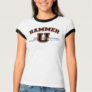 Ultimate HAMMER U ORANGE BLACK Shirts