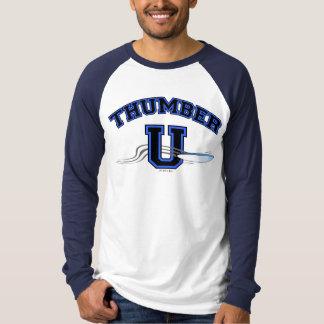 Ultimate THUMBER U BLUE BLACK Shirts