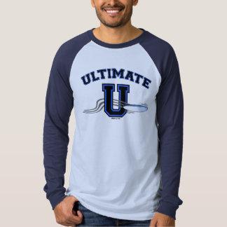 UltimateU Blue Layout 2 Sided T-shirts