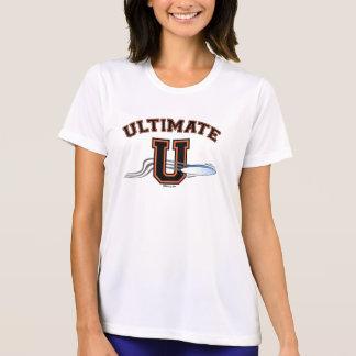 UltimateU Orange Thumber 2 Sided Tees