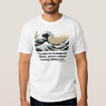 Unconquerable Calmness Tees