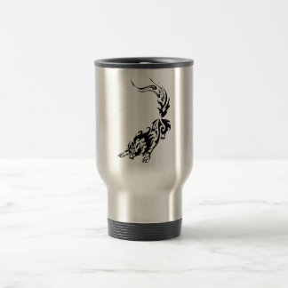 undefined stainless steel travel mug