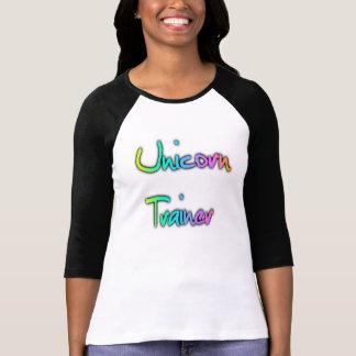 Unicorn Trainer Rainbow T Shirt