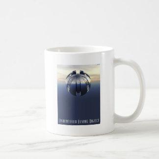 Unidentified Flying Object Basic White Mug