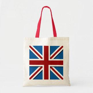 Union Jack Budget Tote Bag