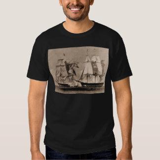 United States 1798, Historic US ship Tee Shirts