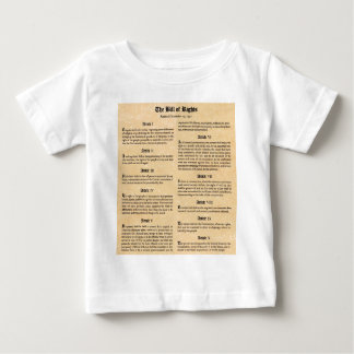 United States Bill of Rights Tees