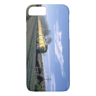 """UP EMD E-9A #957, with streamliner """"_Trains iPhone 7 Case"""