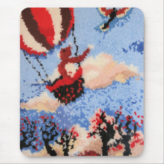 up up away mouse pad