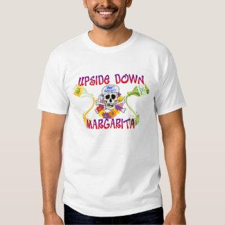 Upside Down Margarita... Jimmy Buffett 2010 Tshirt