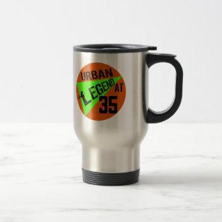 Urban Legend 35th Birthday Gifts Stainless Steel Travel Mug