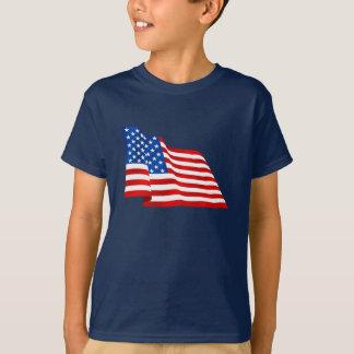 US old glory flag of the United States Shirts