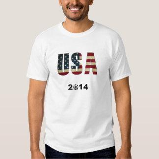 USA 2014 Soccer TShirt/Tee Tee Shirts