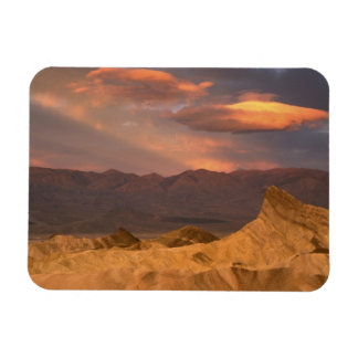 USA, California, Death Valley National Park. 2 Rectangular Photo Magnet