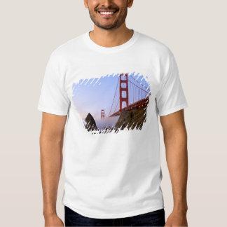USA, California, San Francisco. Golden Gate 3 Shirts