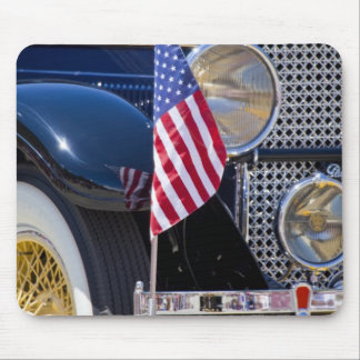 USA, Colorado, Frisco. Vintage Packard auto Mouse Pad