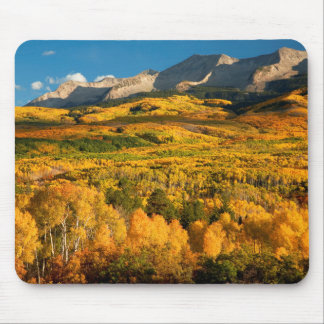 USA, Colorado, Gunnison National Forest Mouse Pad