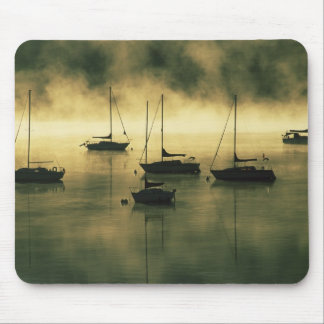 USA, Colorado, Lake Dillon.  The early morning Mouse Pad