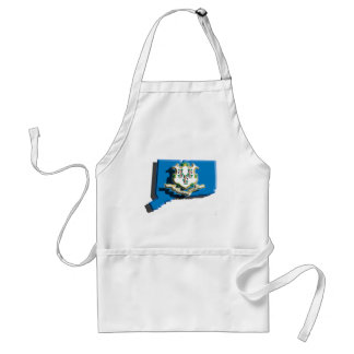 USA: Connecticut (3d) Standard Apron