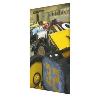 USA, Indiana, Indianapolis: Indianapolis Motor 5 Gallery Wrap Canvas