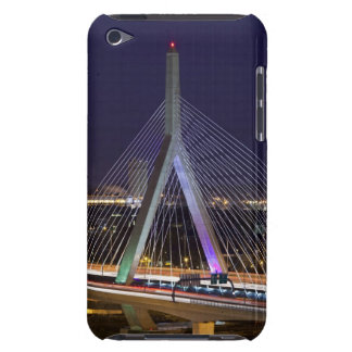 USA, Massachusetts, Boston. Leonard Zakim Barely There iPod Case