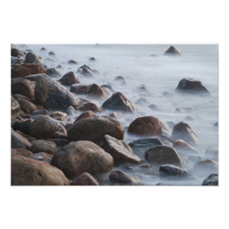 USA, New York, East Hampton. Ocean surf at Photo