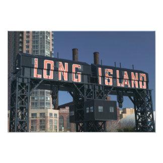 USA, New York, New York City, Queens: Long Photograph