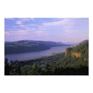 USA, Oregon, Columbia River Gorge National 4 Photographic Print