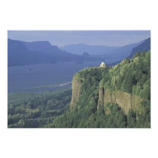USA, Oregon, Columbia River Gorge NSA. View of Photo