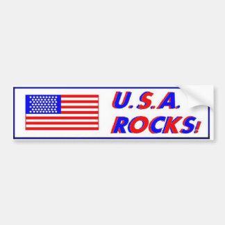 usarocks bumper sticker