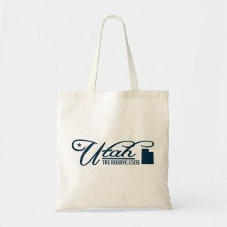Utah (State of Mine) Budget Tote Bag